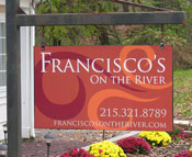 Francisco's on the River (Washington Crossing, PA)